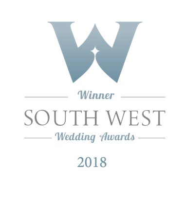 Winner South West Wedding Awards 2018